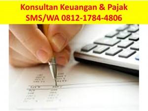 SMS-WA 0812-1784-4806 jasa pembuatan laporan keuangan
